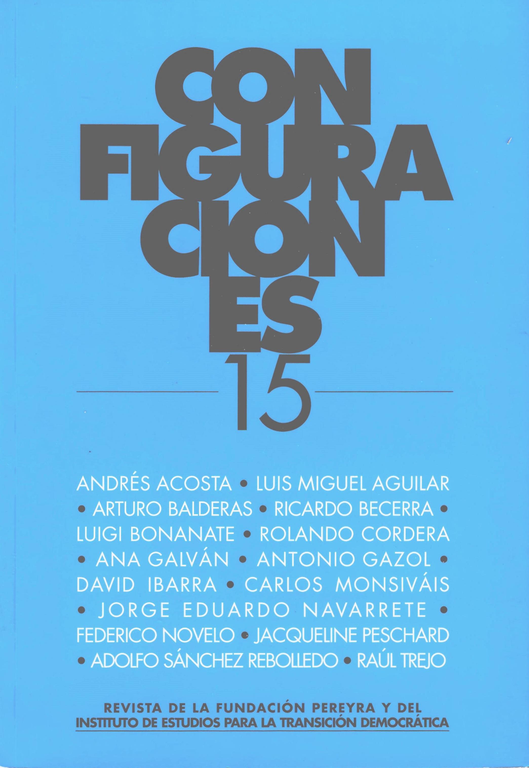 Configuraciones 15