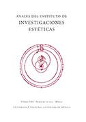 Anales del Instituto de Investigaciones Estéticas Vol. XXXV No. 102 primavera 2013