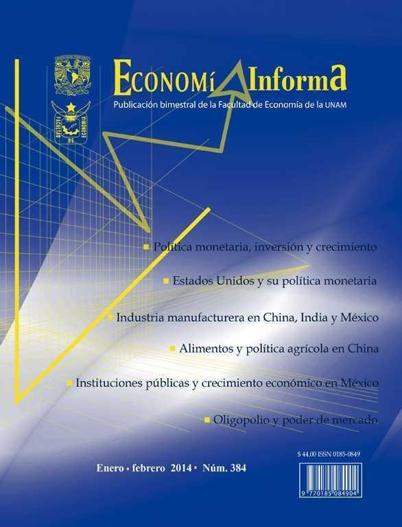 Economía Informa No. 384 enero-febrero 2014