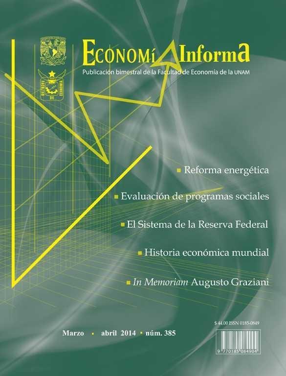 Economía Informa No. 385 marzo-abril 2014