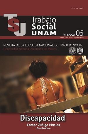 Trabajo Social UNAM VII Época num.5 enero-abril 2014 Discapacidad