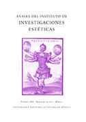 Anales del Instituto de Investigaciones Estéticas Vol.XXXVI No. 106  primavera  2015