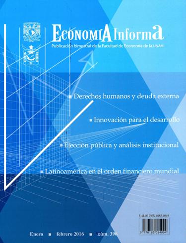 Economía Informa, núm. 396, enero- febrero 2016