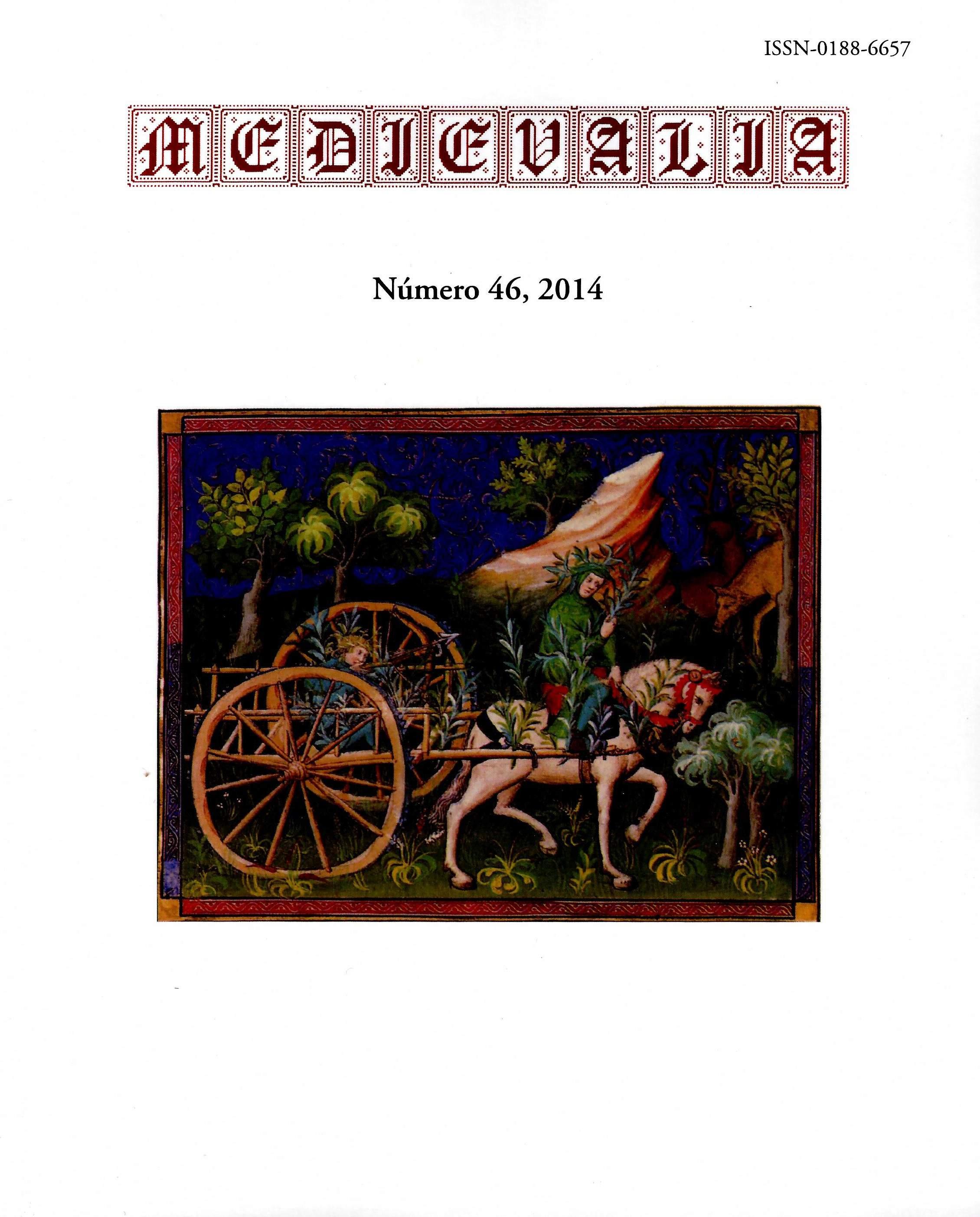 Medievalia Nº 46, 2014