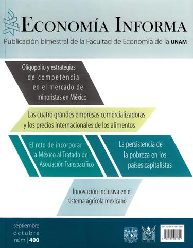 Economía Informa, núm. 400, sep-oct  2016