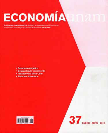 Revista Economía UNAM 37