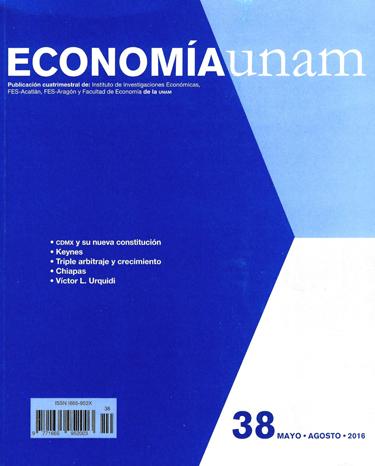 Revista Economía UNAM 38