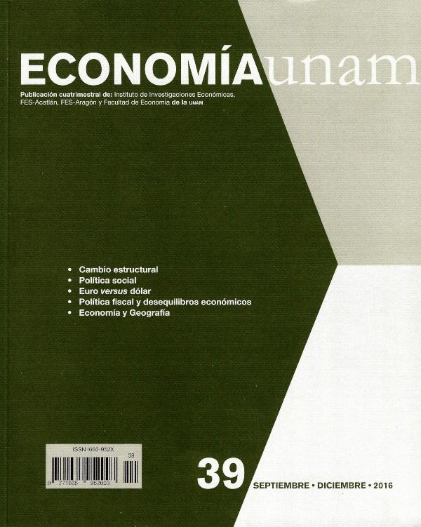 Revista Economía UNAM 39
