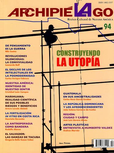 Archipiélago. Revista Cultural de Nuestra América, núm. 94, octubre-diciembre 2016