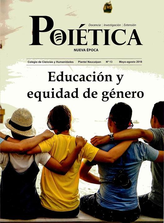 Poiética. Docencia, Investigación Extensión. Innovación educativa. Nueva época, núm. 14, septiembre-diciembre, 2018
