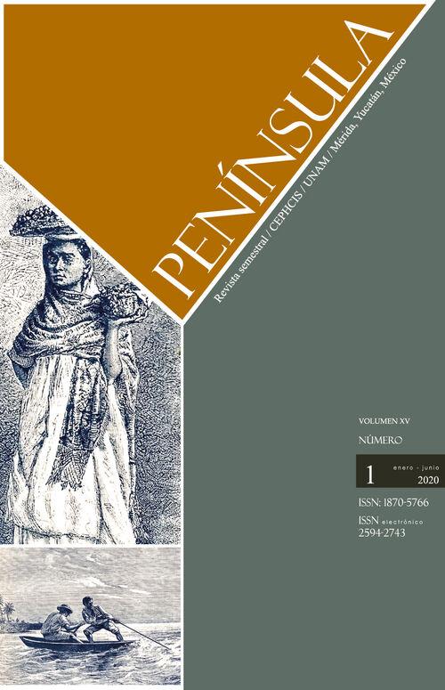 Península, número 1, volumen XV, enero-junio 2020