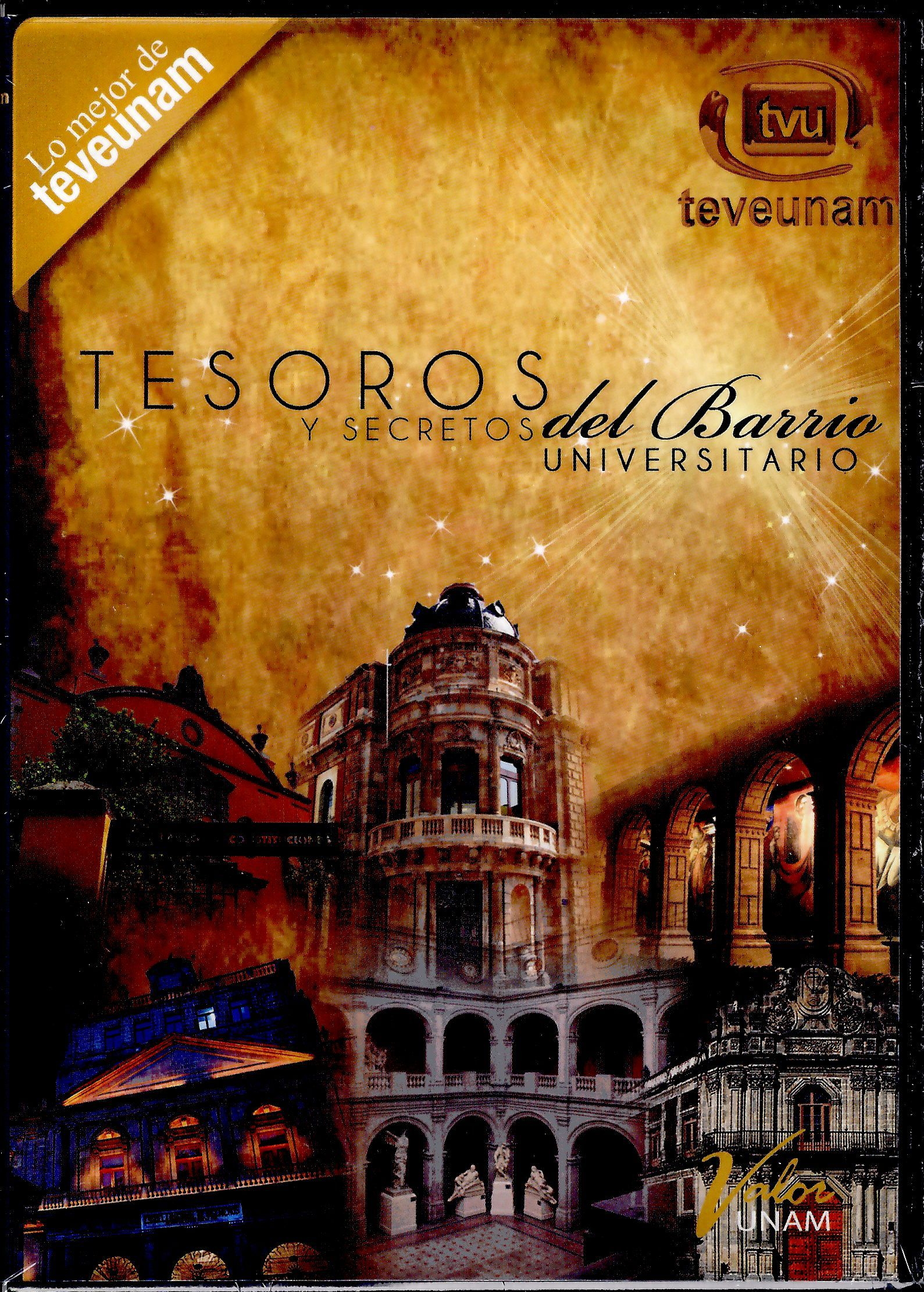 Tesoros y secretos del barrio universitario