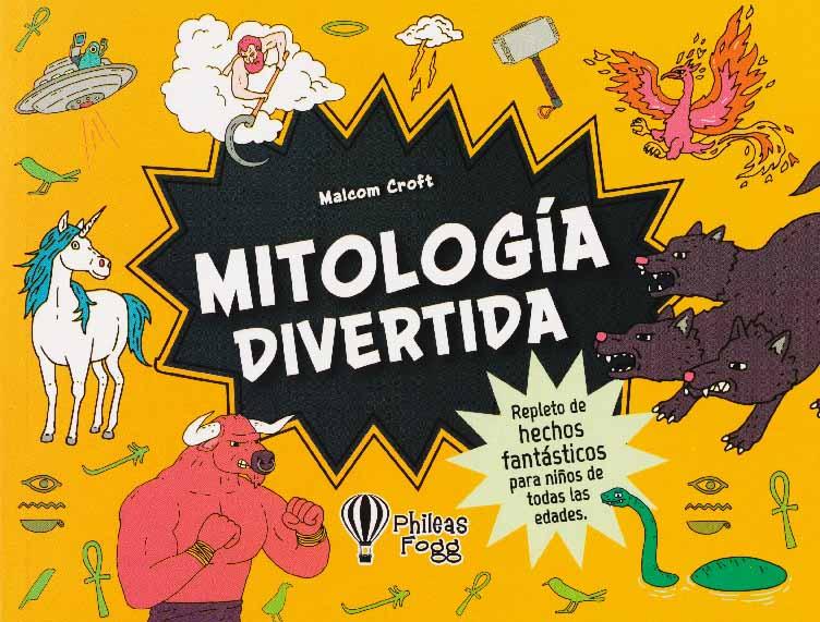 MITOLOGIA DIVERTIDA