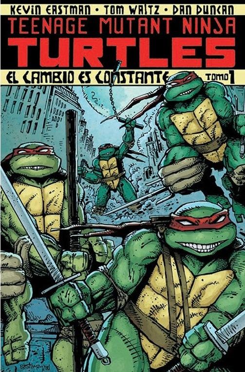 Paquete 1 al 3. Teenage Mutant Ninja Turtles