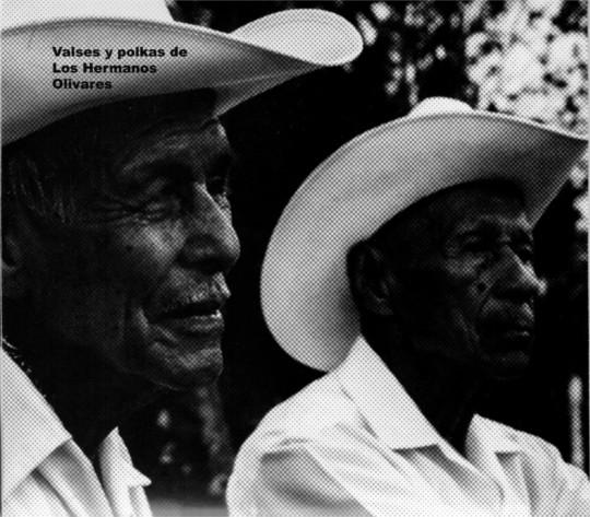 Valses y polkas de Los Hermanos Olivares