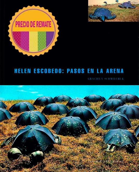 Helen Escobedo. Pasos en la arena