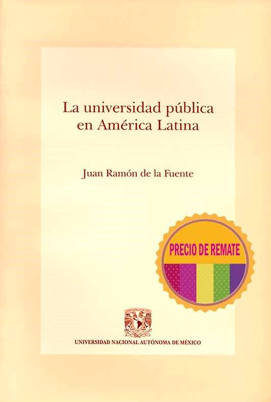 La universidad pública en América Latina
