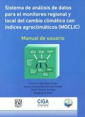 Sistema de análisis de datos para el monitoreo regional y local del cambio climático con índice