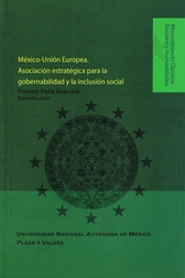 México-Unión Europea. Asociación estratégica para la gobernabilidad y la inclusión social