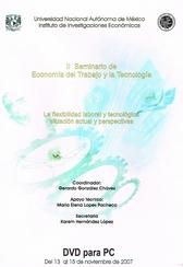 II Seminario de Economía del Trabajo y la Tecnología. La flexibilidad laboral y tecnológica situación actual y perspectivas