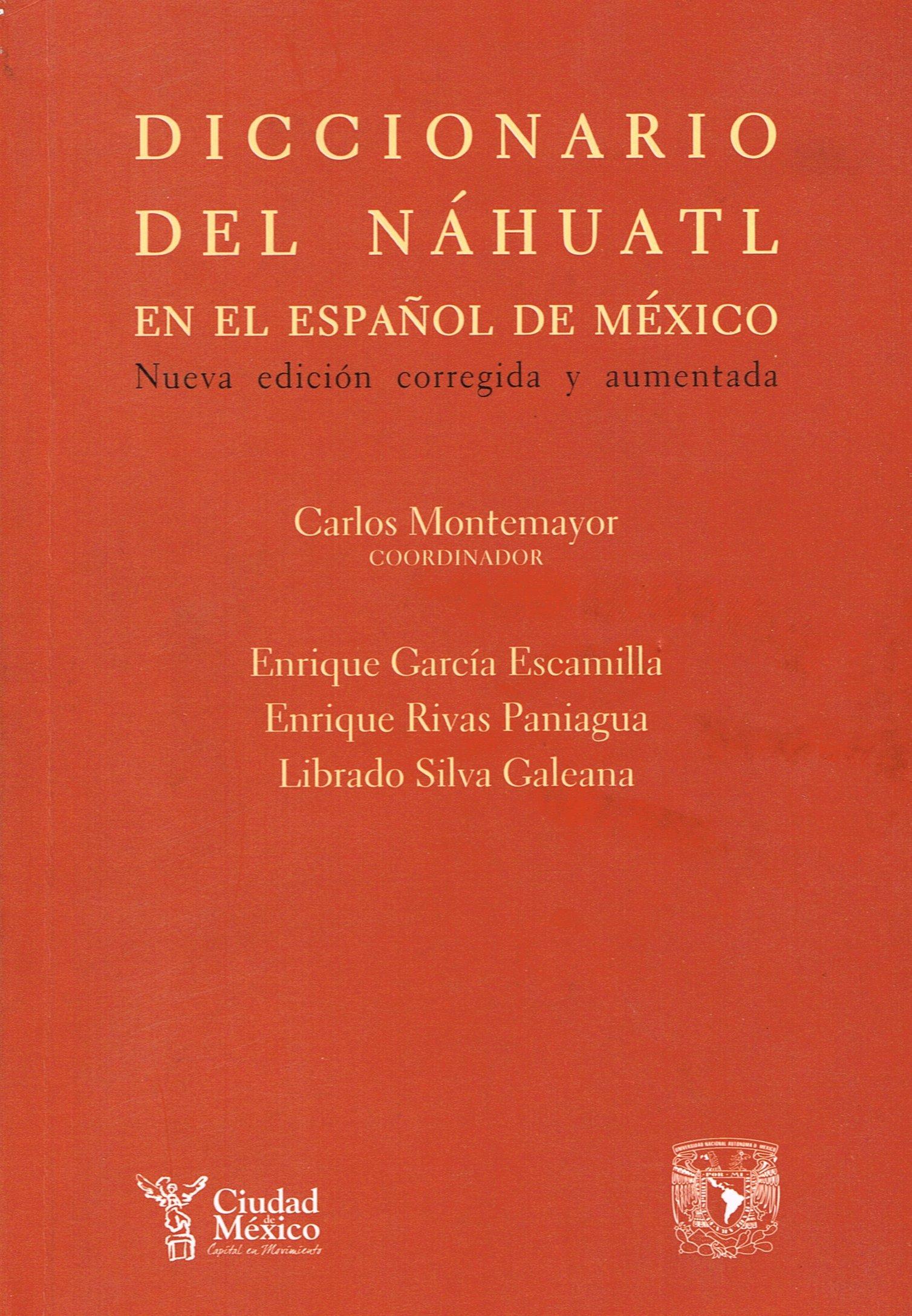 Diccionario del náhuatl en el español de México