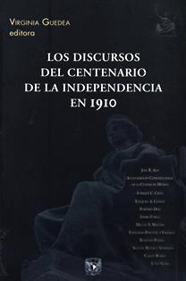 Los discursos del centenario de la Independencia en 1910