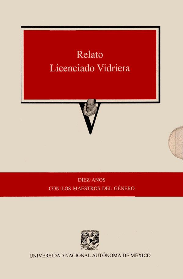 Relato licenciado Vidriera vol. 1,2,3,4,6,22,24,37,40,46