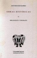 José Fernando Ramírez. Obras históricas V. Poliantea