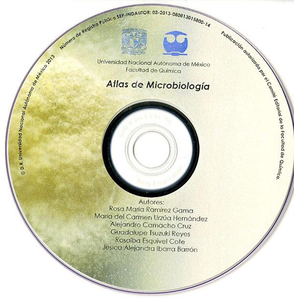 Atlas de microbiología