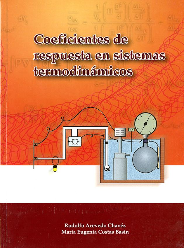 Coeficientes de respuesta en sistemas termodinámicos