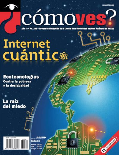 ¿Cómo ves? año 18, número 205, revista de divulgación de la ciencia.