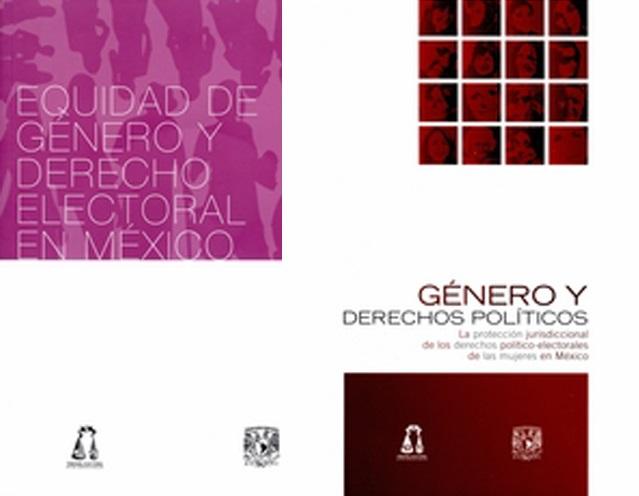 Combo #25: Género y derechos políticos. La protección jurisdiccional de los derechos político-electorales, Equidad de género y derecho electoral en México