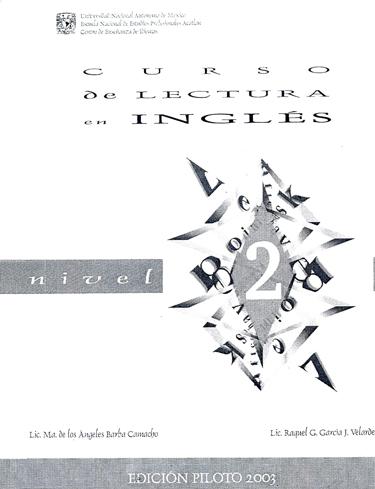 Curso de lectura en Inglés, nivel 2