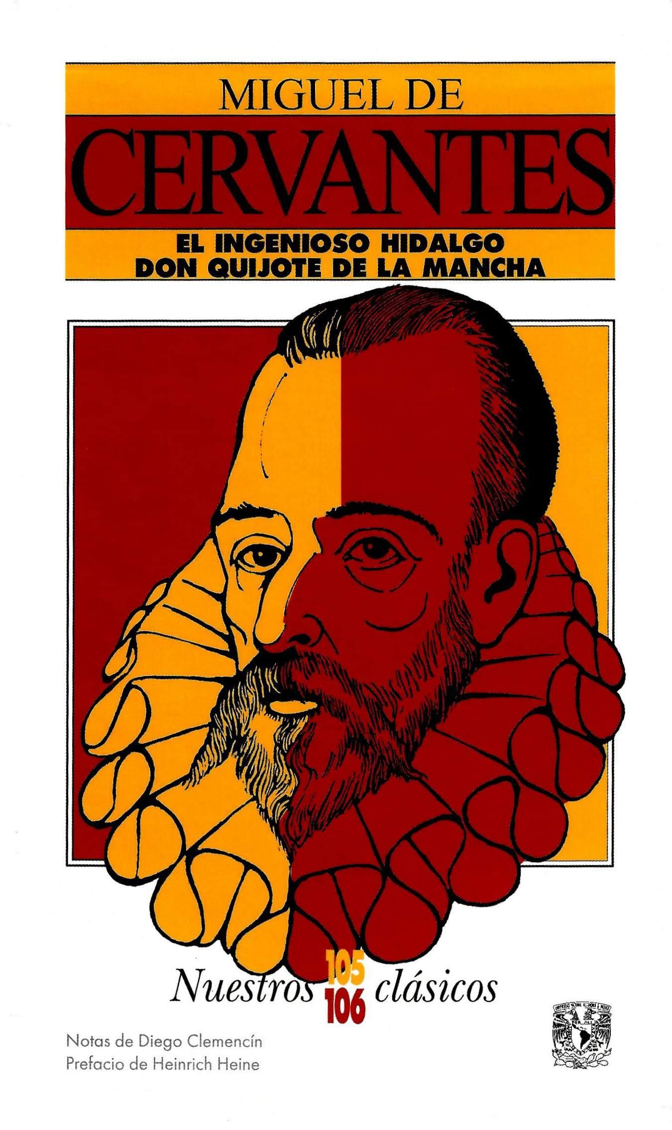 El ingenioso hidalgo don Quijote de la Mancha (Volúmenes I y II)