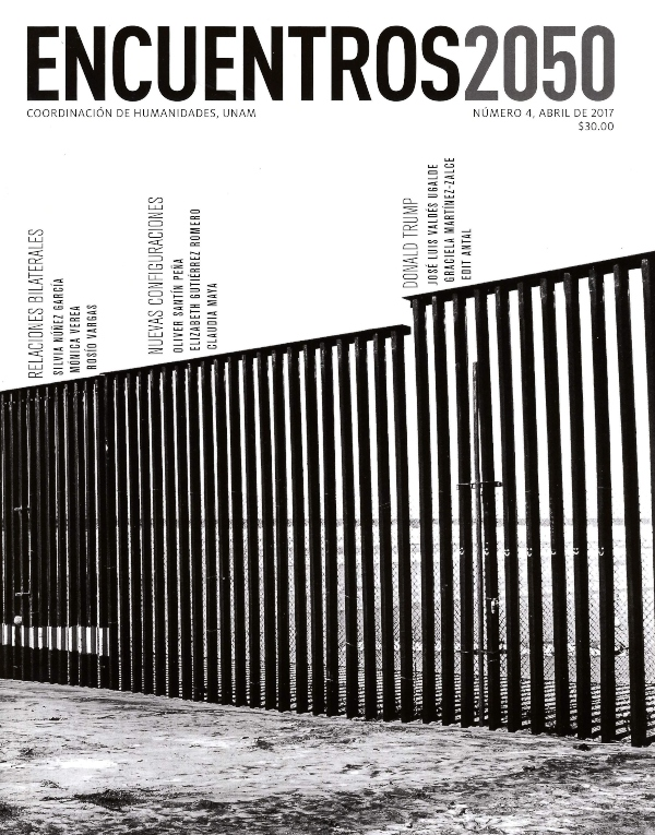 Revista Encuentros 2050, núm. 4, abril 2017