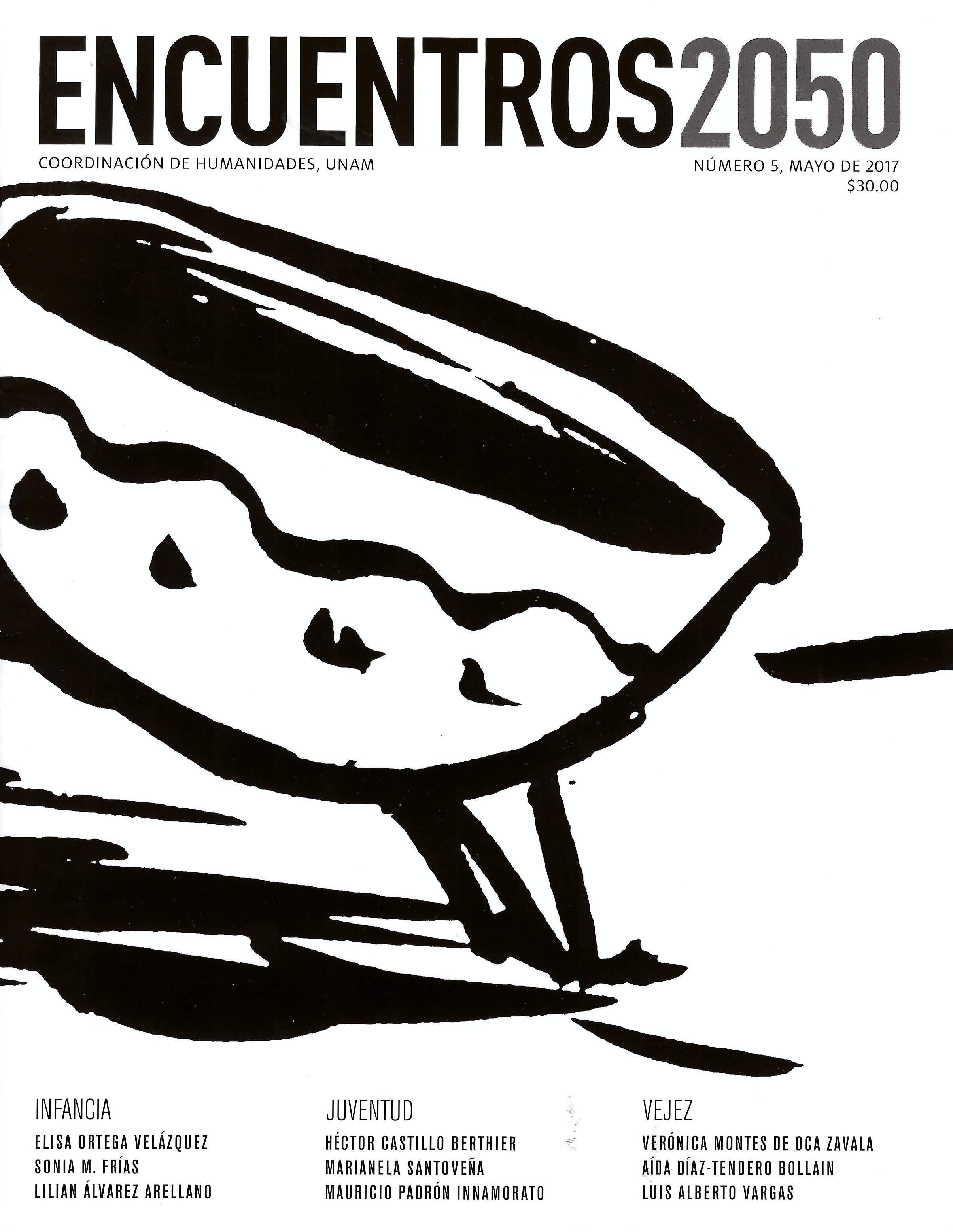 Revista Encuentros 2050, núm. 5, mayo 2017