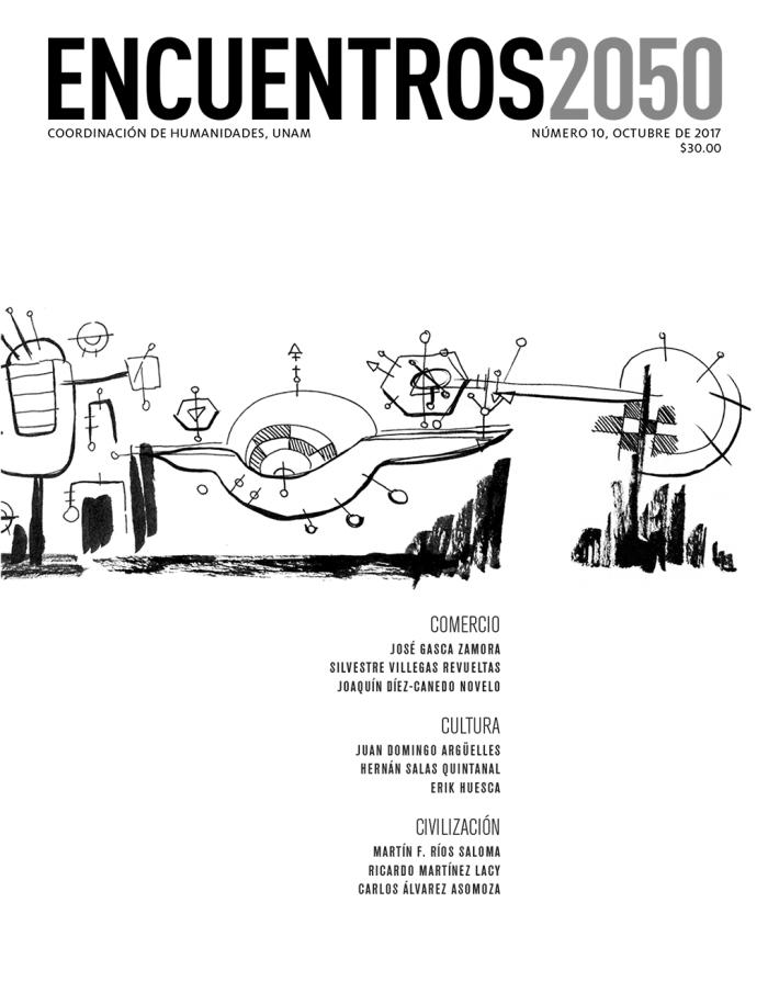 Revista Encuentros 2050, núm. 10, octubre, 2017