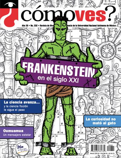 ¿Cómo ves?  Revista de Divulgación de la Ciencia, año 20, núm. 232, marzo 2018