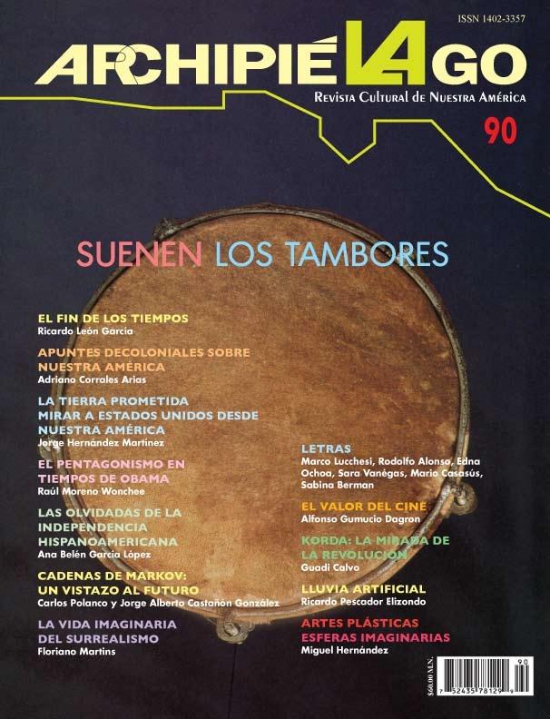 Archipiélago. Revista Cultural de Nuestra América, núm. 99, enero, 2018