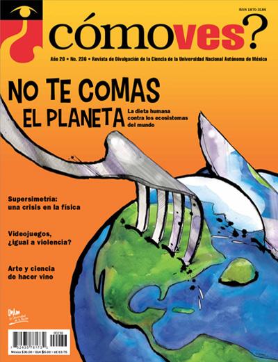 ¿Cómo ves?  Revista de Divulgación de la Ciencia, año 20, núm. 236, julio 2018