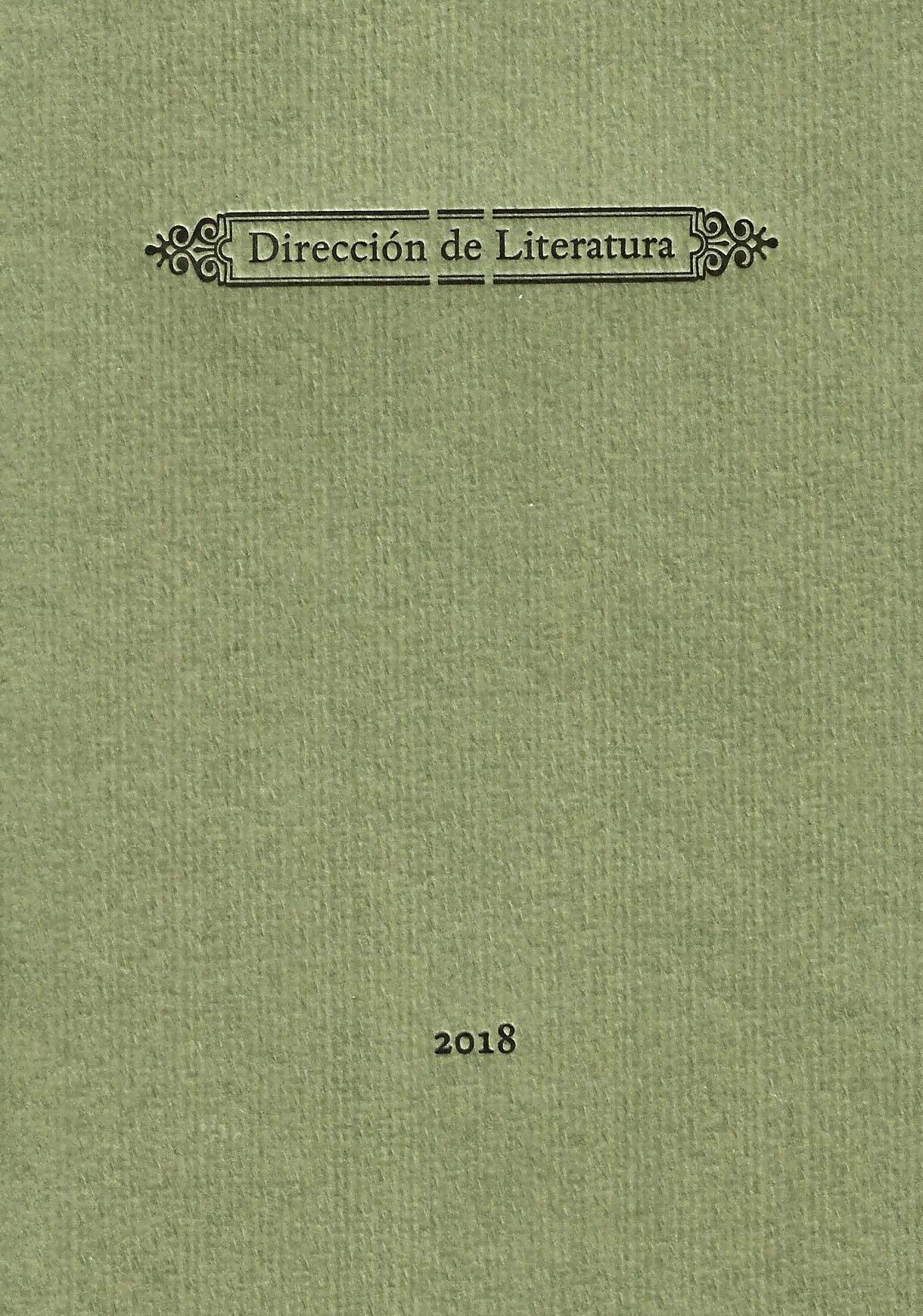 Cuaderno de notas artesanal 2018