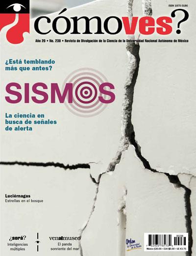 ¿Cómo ves? Revista de Divulgación de la Ciencia, año 20, núm. 238, septiembre 2018