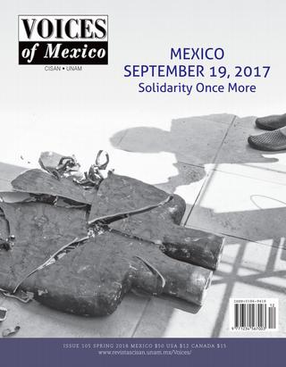 Voices of  Mexico, núm. 105, spring 2018