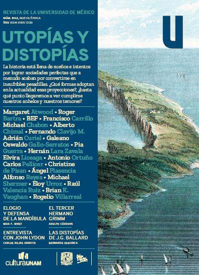 Revista de la Universidad de México, núm. 842, Nueva época, noviembre 2018