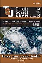 Revista de la Escuela Nacional de Trabajo Social, núm. 14, 15, 16 VII época, diciembre 2017