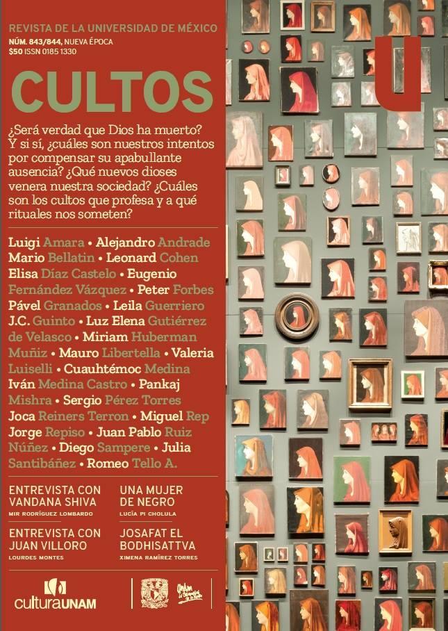 Revista de la Universidad de México, núm. 843/844, Nueva época, diciembre de 2018/ enero de 2019
