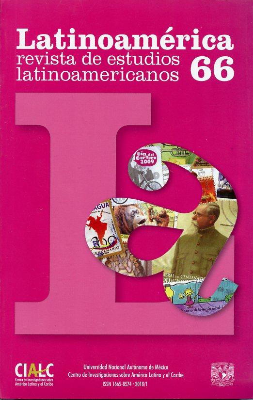 Latinoamérica. Revista de estudios latinoamericanos, núm. 66, enero-junio, 2018