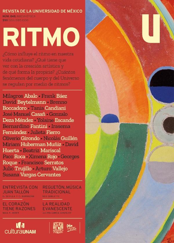 Revista de la Universidad de México, núm. 848, Nueva época, mayo 2019