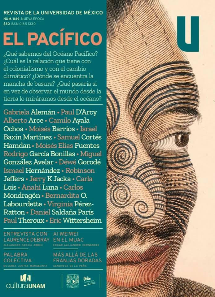 Revista de la Universidad de México, núm. 849, Nueva época, junio 2019