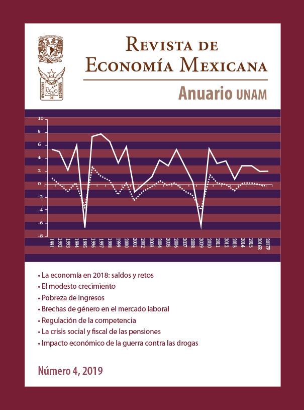 Revista de economía mexicana. Anuario UNAM, Núm. 4, 2019